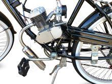 Motokolo Petrol Biker Cruiser 48cc Black
