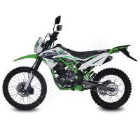 Pitbike Mikilon Defender 250RR kola 21/18 Zelená