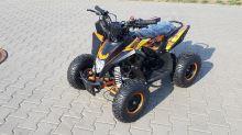 Dětská elektro čtyřkolka ATV FactoryTeam 1000W 36V oranžová