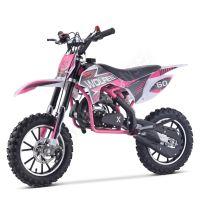 Minicross Gazelle 49ccm Sport Edition 2020 Růžová