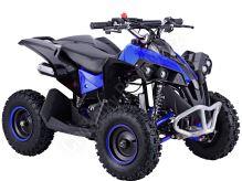 Dětská dvoutaktní čtyřkolka ATV MiniGade 49ccm E-start modrá