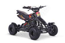 Dětská dvoutaktní čtyřkolka ATV Nitro SIOS 49ccm černá