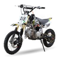 Pitbike MiniRocket Motors CRF50 14/12 125ccm Monster Edition