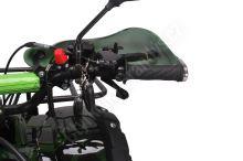 Dětská čtyřtaktní čtyřkolka ATV Hummer RS 2 125ccm černá 3 rych. poloautomat 8