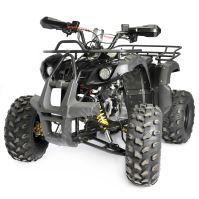 """Dětská čtyřtaktní čtyřkolka ATV Hummer RS 125ccm DELUXE černá 3 rych. poloautomat 8"""" kola"""