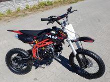 Pitbike Sky 125ccm 17/14 černá