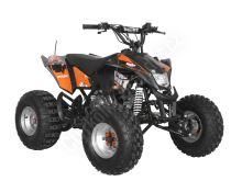 Dětská čtyřtaktní čtyřkolka ATV 125ccm 54125 BLACK