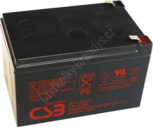 CSB BATTERY GP12120F2 12V 12Ah