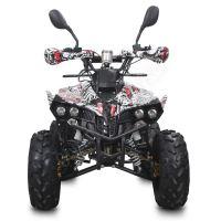 Dětská elektro čtyřkolka ATV Warrior XL 1500W 60V Graffiti
