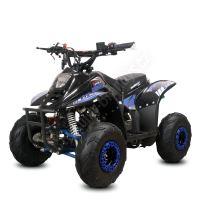 """Čtyřkolka MiniRocket Buffalo 110ccm, 6"""" kola modrá"""