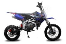 Pitbike Sky 14/12, 125ccm modrá