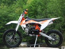 Pitbike MiniRocket SuperPit 17/14 125ccm  oranžová