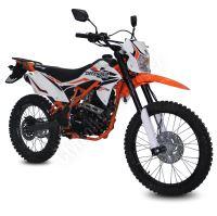 Pitbike Mikilon Defender 250RR kola 21/18 oranžová