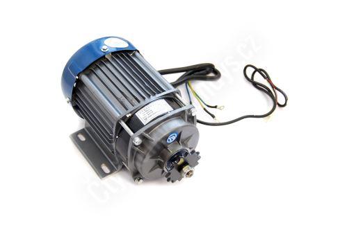 Bezkartáčový motor 1000W 48V
