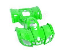 Kapotáž pro čtyřkolku Torino - zelená