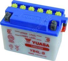Motobaterie Yuasa YB4L-B (12V, 4Ah, 56A)