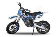 Minicross Eco Gazelle 500W 24V modrá