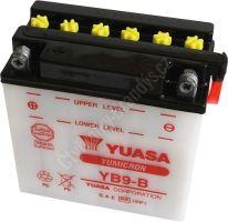 Motobaterie Yuasa YB9-B (12V, 9Ah, 100A)