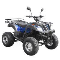 59399 Elektro čtyřkolka ATV s homologací 45 km/h. 2200W 72V/52Ah modrá tažné zařízení