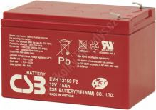CSB Baterie EVH12150 F2 (12V/15Ah) - ATV 800w