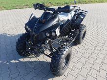 """Dětská čtyřtaktní čtyřkolka ATV BigWarrior DELUX 125ccm černá 3 rych. poloaut. 10"""" k"""