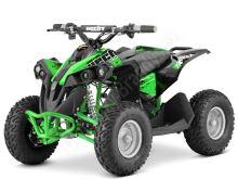 Dětská elektro čtyřkolka ATV HE51060 1060W 36V zelená