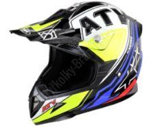 HECHT 52915 S - přilba pro čtyřkolku a motocykl