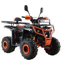 Čtyřtaktní čtyřkolka ATV Raptor 150ccm oranzova