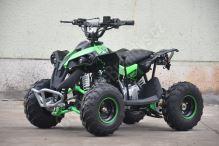 Dětská čtyřtaktní čtyřkolka ATV MiniRocket Renegade 125ccm červená