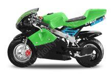 Minibike PS88 - Zelený