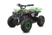 Dětská elektro čtyřkolka ATV MiniHunter 1000W 48V Zelená