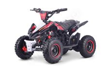 Dětská elektro čtyřkolka ATV Phyton Deluxe 800W 36V červená