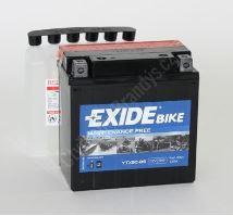 Motobaterie EXIDE 12V 9Ah 120A YTX9C-BS