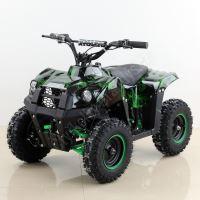 Dětská elektro čtyřkolka ATV Tiger 1000W Maskáčová