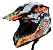 HECHT 53915 M - přilba pro čtyřkolku a motocykl