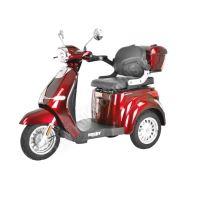 CITIS MAX - Elektroskútr cervena tříkolka 800W