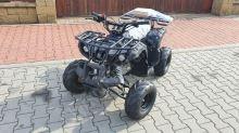 """Dětská čtyřtaktní čtyřkolka ATV Toronto RS 125ccm DELUXE černá 1 rych. poloautomat 7"""" kola"""