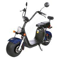 Elektrická koloběžka Cocis ZERO 1500W 20AH modrá s homologací pro provoz na silnici