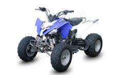 Čtyřtaktní čtyřkolka ATV Pentora 250ccm modrá