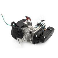 Motor pro minicross 49ccm s tuning převodovkou a 15mm karburátorem