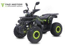 """Dětská čtyřtaktní čtyřkolka ATV SHARK 125ccm 1+1 zelená 1 rych. poloautomat 8"""" kola"""