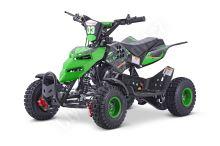 Dětská dvoutaktní čtyřkolka ATV Repti Nitro 49ccm zelená