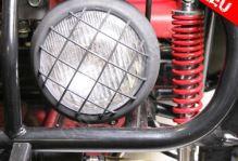 Buggy 125ccm automat (1+1)