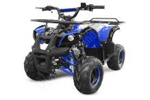 """Dětská čtyřtaktní čtyřkolka ATV Toronto RS 125ccm modrá 1 rych. poloaut 7"""" kola"""