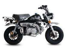 Motorka SkyTEAM SKYMINI 125cc černá